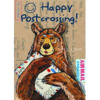Медведь-почтальон