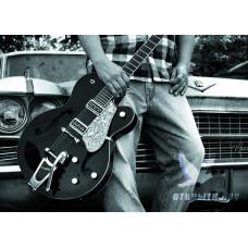Мужчина с гитарой